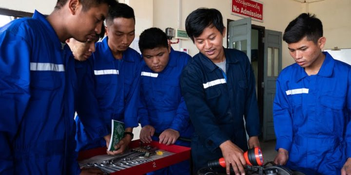 Automobile Mechanic Course